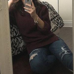 Roots women's sweater